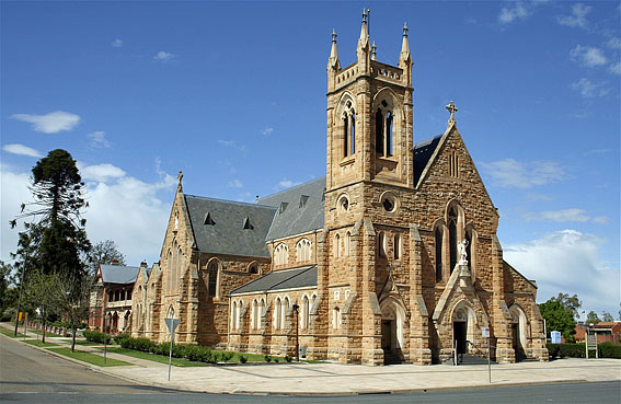 Cathedral Wagga Wagga