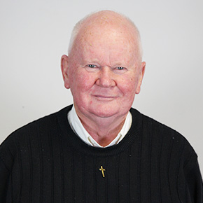 Rev Terence Mahedy