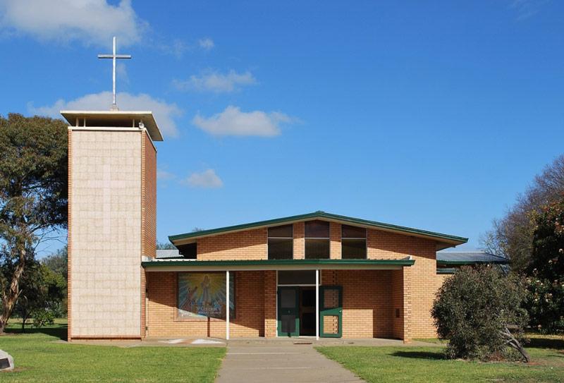 Berrigan Parish