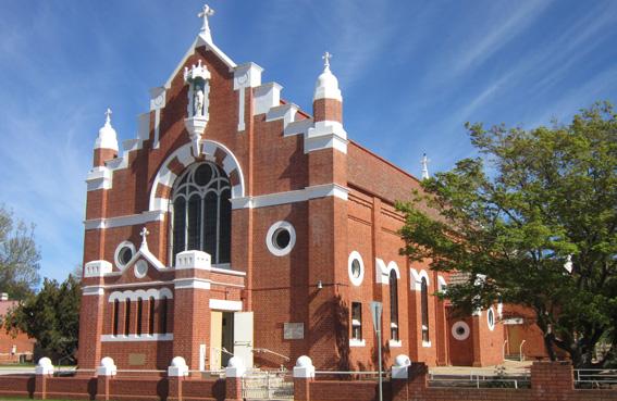 Corowa Parish