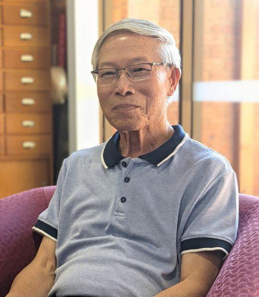 Rev John Baptist Pham Van Vuong