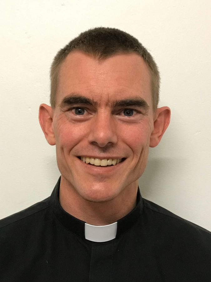 Fr Justin Darlow