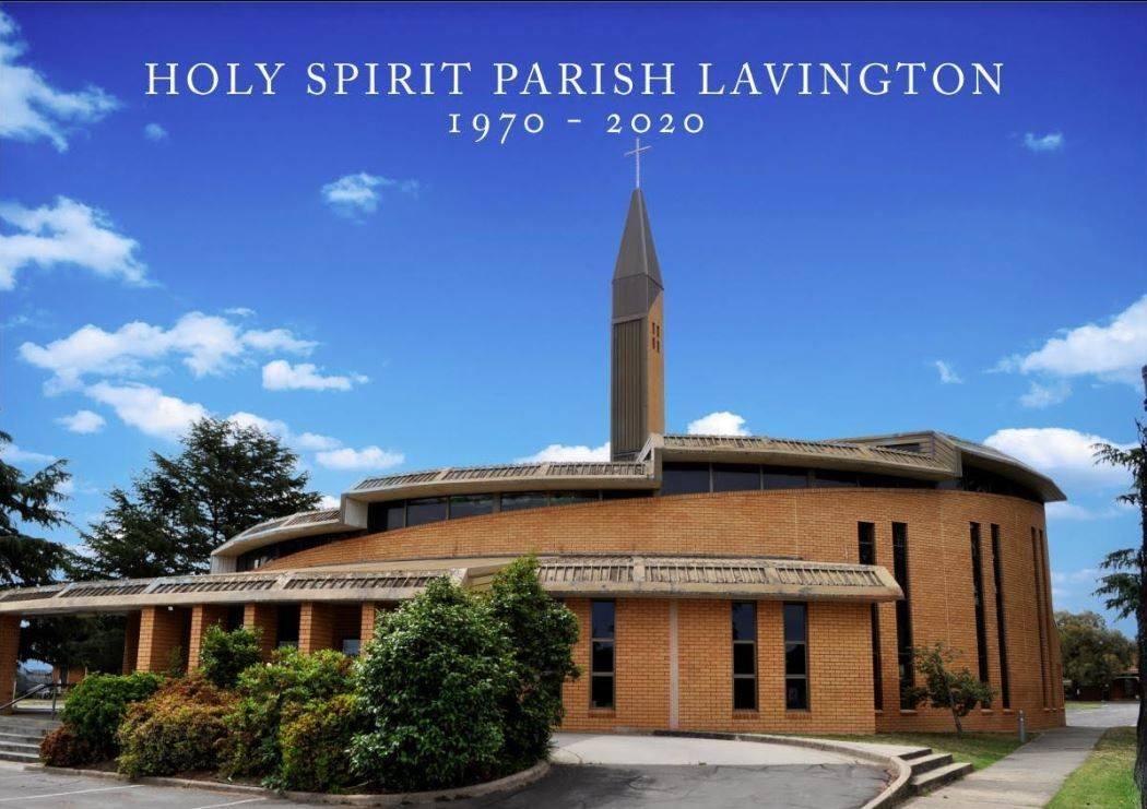 Holy Spirit Church Lavington