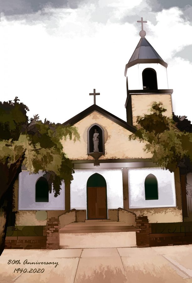 Our Lady of Pompeii Church, Yoogali