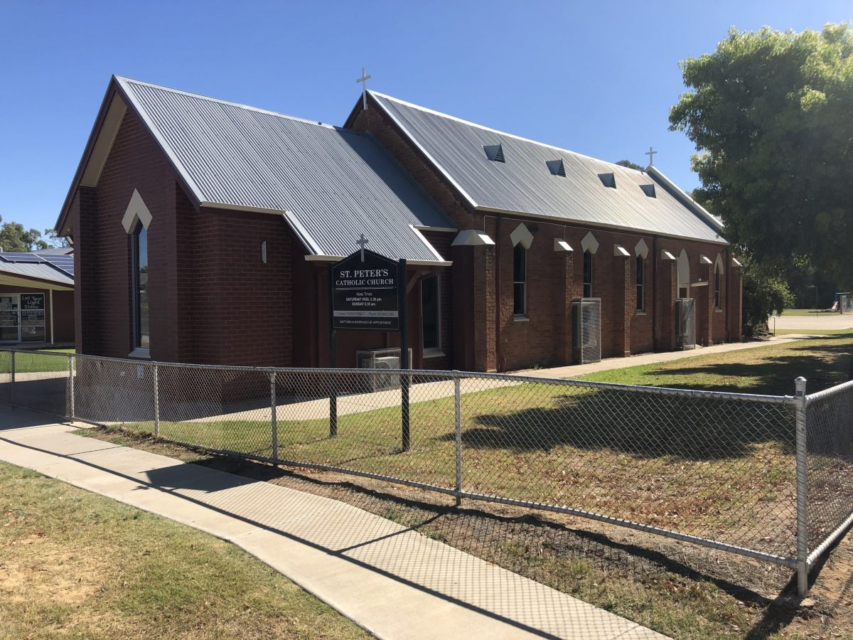 St Peter's Church Tocumwal