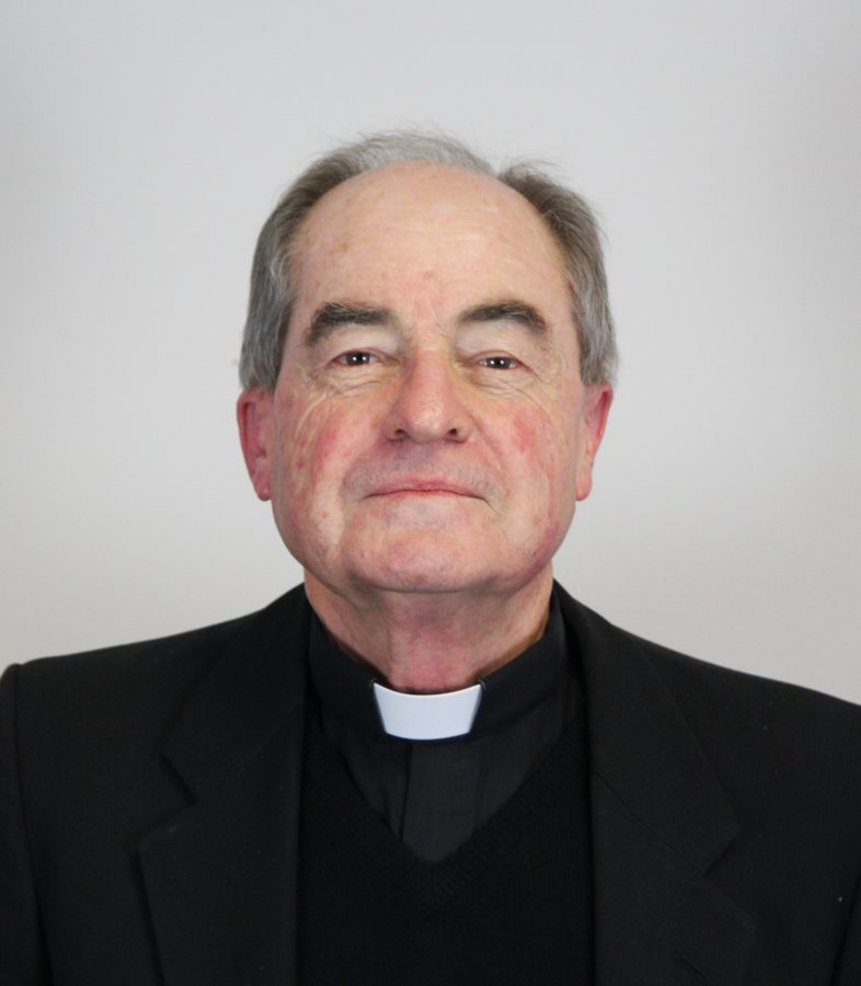 Rev Peter Thompson