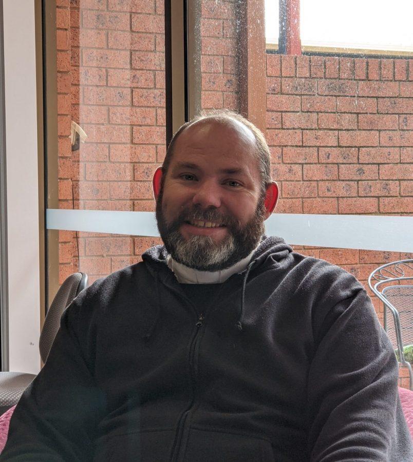 Fr Mark Whybrow