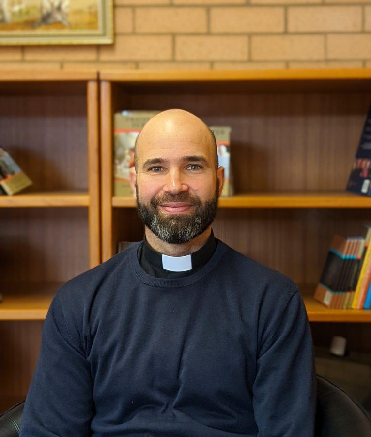 Fr Reece Beltrame