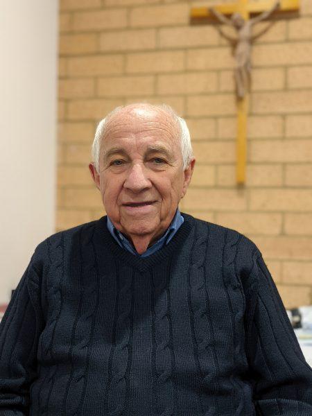 Rev Kevin O'Reilly