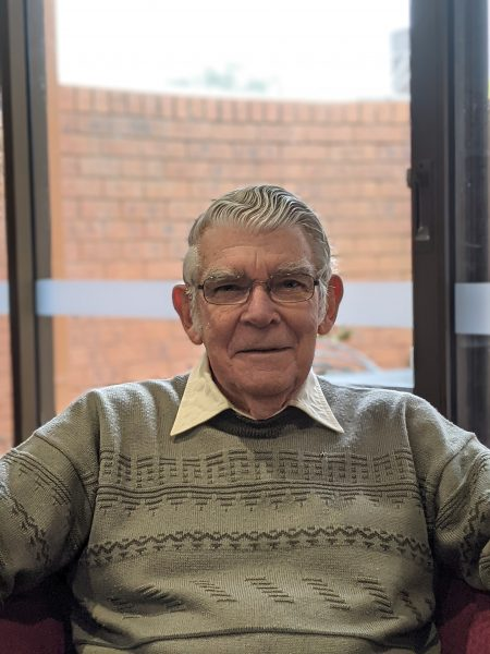 Rev Paul Hart