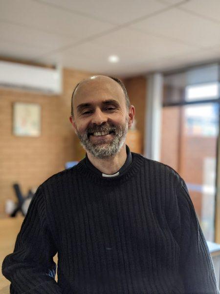 Rev Blaise Kurek